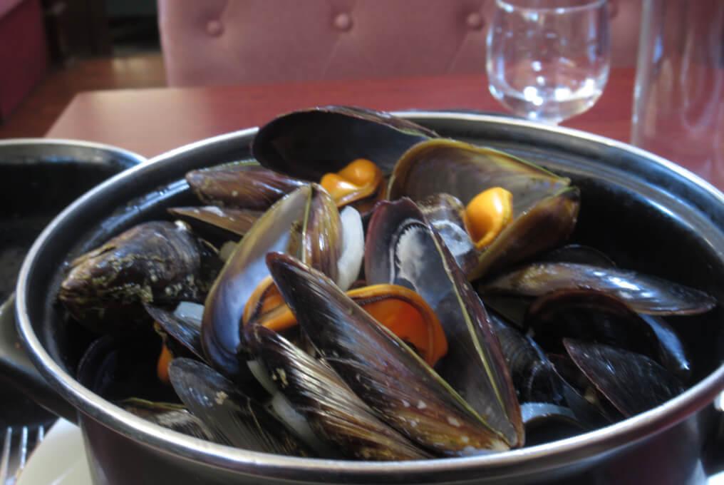 ムール貝の知られていない栄養効能